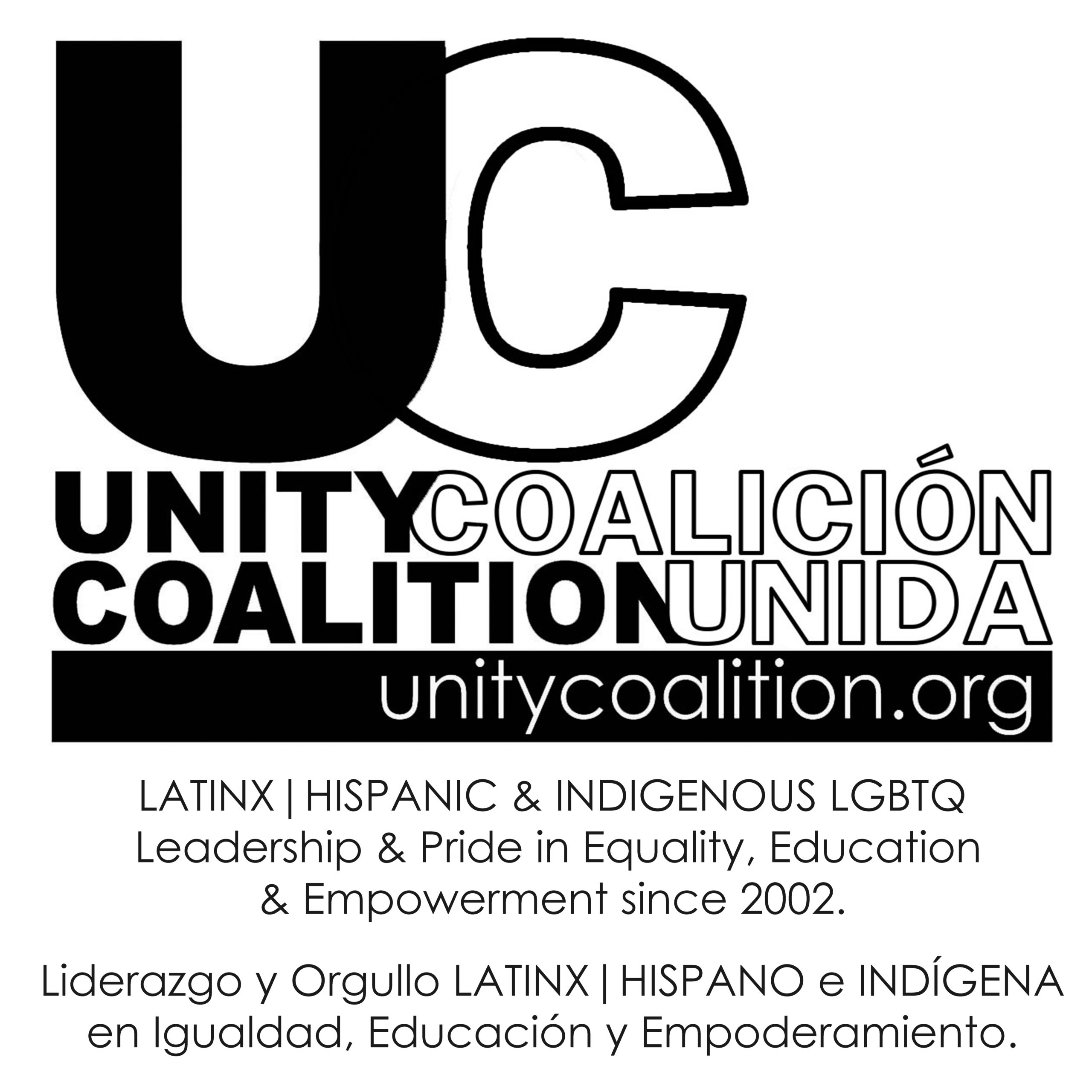 Unity Coalition|Coalicion Unida, Inc.